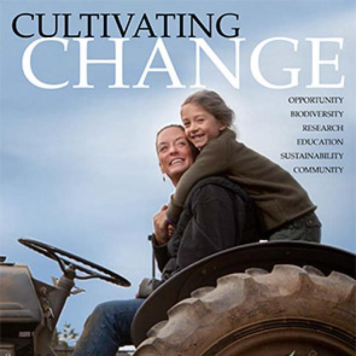 Cultivating change 2013