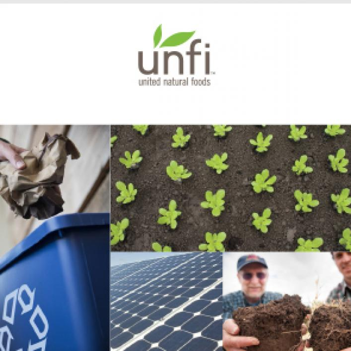 Recycle can, budding plants, solar panels
